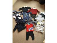 Boys 3-6months bundle inc Ted Baker, Next, Junior J