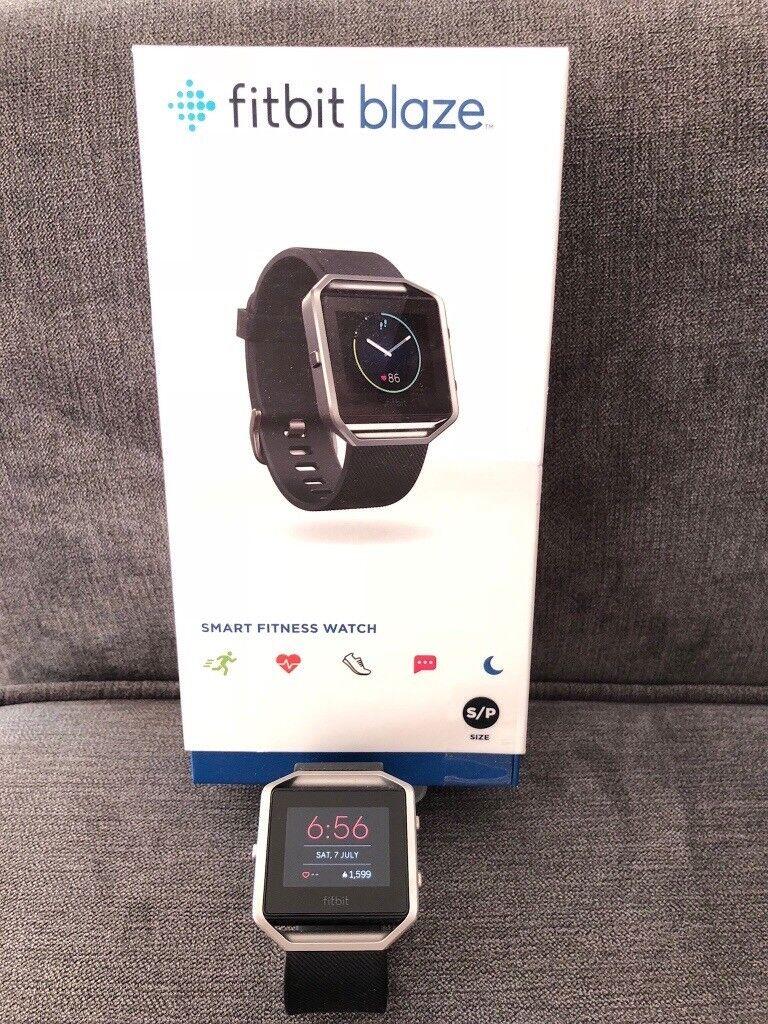 Fitbit Blaze Smart Fitness Watch In Cults Aberdeen Gumtree Small