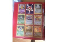 Pokemon cards - Rare Collection