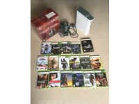 XBOX 360 60GB Large Bundle - £65 ONO