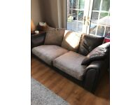 Sofa going for free. Immediate removal if possible