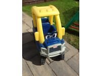 Outdoor toys- Cosi coupe truck