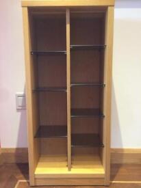 Shelves / shelving suitable for books DVD's. CD's or