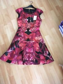Ted Baker eeky dress size 0
