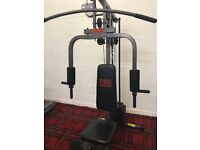 Weights bench multi gym