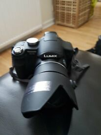 Panasonic Lumix FZ8 Camera with 12 x Zoom