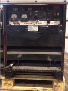 SOUDEUSE CC/CV LINCOLN DC600