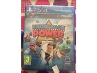 PS4 game knowledge is power brand new sealed