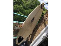 Surfboard Bruce Iron Pro model JS