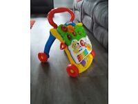 First steps baby walker