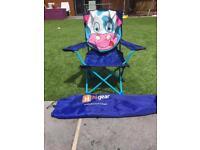 Child's camping/garden chair