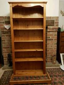 Used Pine Bookcase