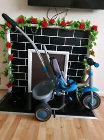 Bertoni kids child trike tricycle