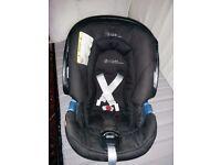 Baby car seat (Mammas and Papas)