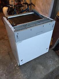 Integrated dishwasher 60cm wide
