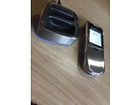 Nokia Sirocco Slide 8800 - Silver (Unlocked) Mobile Phone