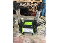 Salamander shower pump CT75+ XTRA Model 53534-304