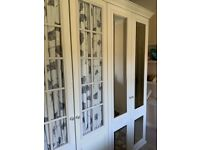 Three Double Wardrobes will sell separately.