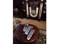X3 Sky remote control
