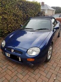 MG F vvc £375
