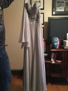 Ashy grey/other dress