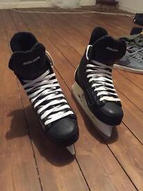 Nike Bauer Skates