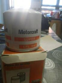 Ford escort mk2 mk1 rs2000 mexico oil filter genuine ford