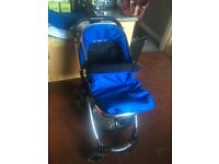 Mothercare Journey In Blue