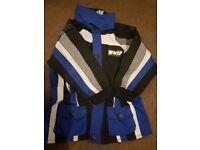 Wulf sport kids jacket age5-7