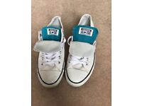 Men's Converse Double Tongue Canvas Shoes