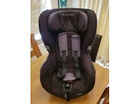REDUCED Maxi Cosi Axiss car seat - This is perfect if you have a bad back as it swivels
