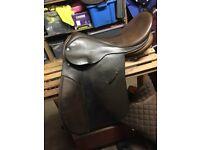 "18"" wide Ideal VSD/GP saddle"