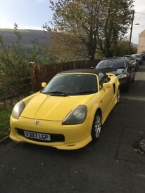 Toyota Mr2 MRS Japanese import swap or sell cheap bargain