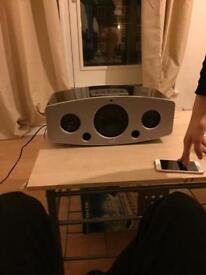 Jvc Speaker + Remote Control