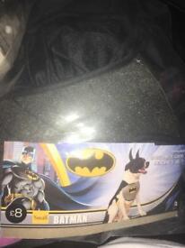 Batman dog outfit