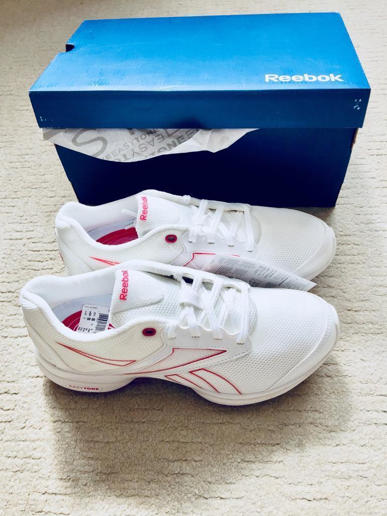 829a09e39dd7 Reebok Easytone Inspire Smoothfit Womens Trainers Sneakers