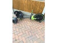 Green Machine Pedal Go-Kart Huffy Trike, Kart, Go kart, Bicycle