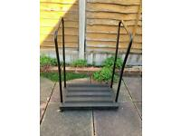 OAP AIDs (2x steps, Seat,Toilet Frame aid, Dinner trolly)