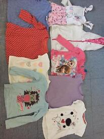 Girls kids clothes 3-4, 4-5 and 5-6 bundle