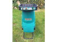 BOSCH GARDEN SHREDDER AXT RAPID 200