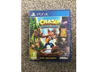 Crash Bandicoot Nsane Triology PS4