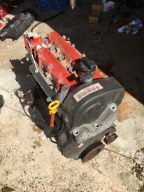 Polo Gti 1.6 16V AVY Engine