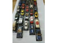 Job lot of model cars x69