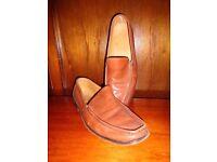 Charles Tyrwhitt leather shoes Jermyn Street London Size 9