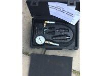 Diesel compression tester kit.