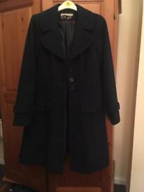 Next women's woollen coat