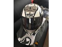 BOX MOTORCYCLE HELMET SIZE L