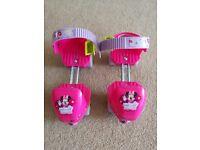 Mini Mouse Roller Skates