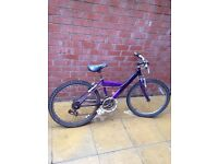 The bike is in good condition needs washing and seat needs changing get at me ASAP £15 bike