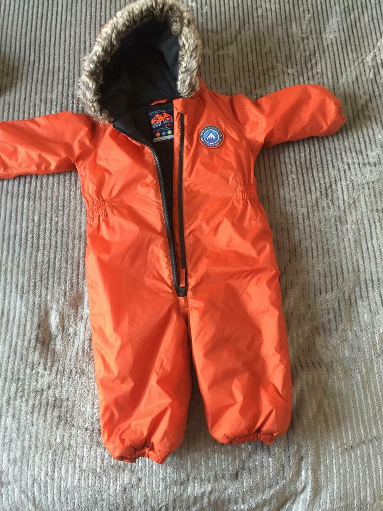 d98a426cc2ab Boys Snowsuit